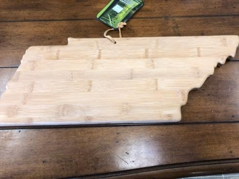 $28.95 Tennessee Cutting Board