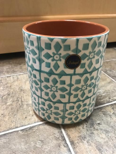 $27.95 Teal Utensil Holder