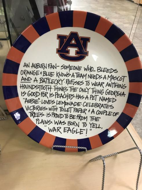 Auburn War Eagles collection with 2 products
