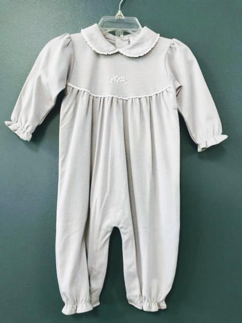$51.95 Baby Ritz Playsuit w/ Collar