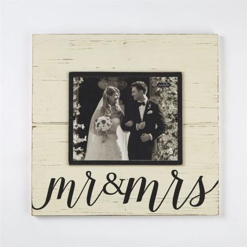 Mudpie   Mr. & Mrs. Frame $52.00