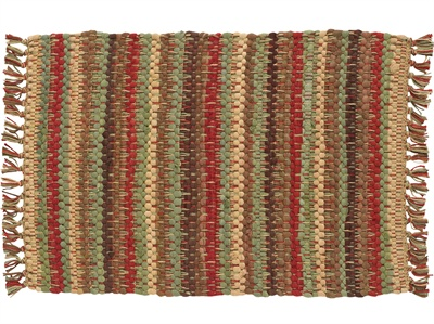 $16.95 Placemat - Earth Stripes
