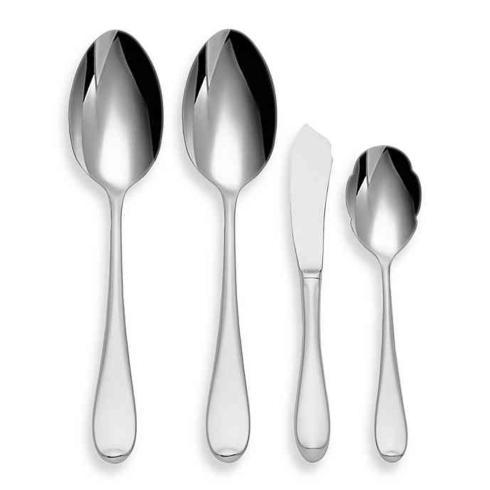 Lenox  Studio by Gorham (Flatware) 4 Piece Serving Set $80.00