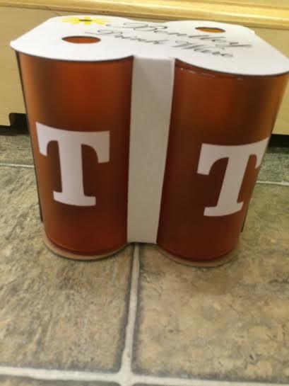$26.95 Pack of 4 - Orange Tennessee