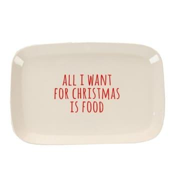 Creative Co-op   All I Want For Christmas Is Food $23.95
