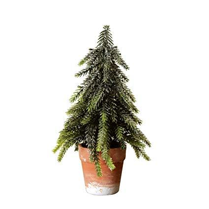 $12.95 Small Christmas Tree w/ Glitter