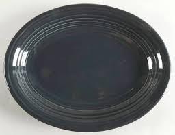 Fiesta   Large Platter - Slate $44.00