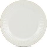 Lenox  French Perle Groove - White Salad Plate  $25.00