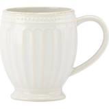 Lenox  French Perle Groove - White Mug $15.00