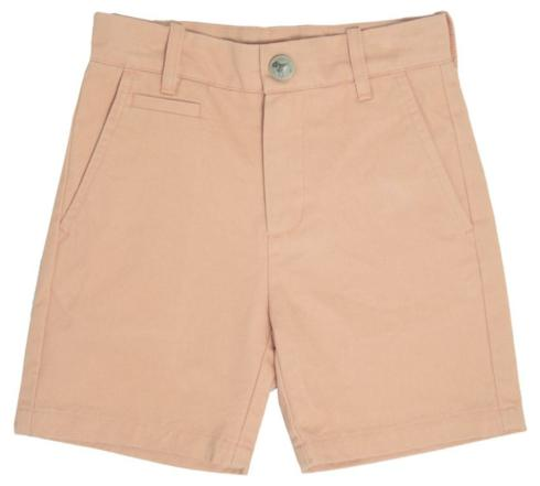 Kissy Kissy  Boys FMC - Peach Shorts $32.00