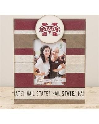 Glory Haus  Mississippi State Bulldogs Wooden Frame $32.95
