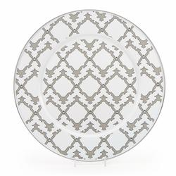 Creative Co-op   Gray and White Charger $54.00