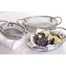 $13.00 Medium Wire Bread Basket