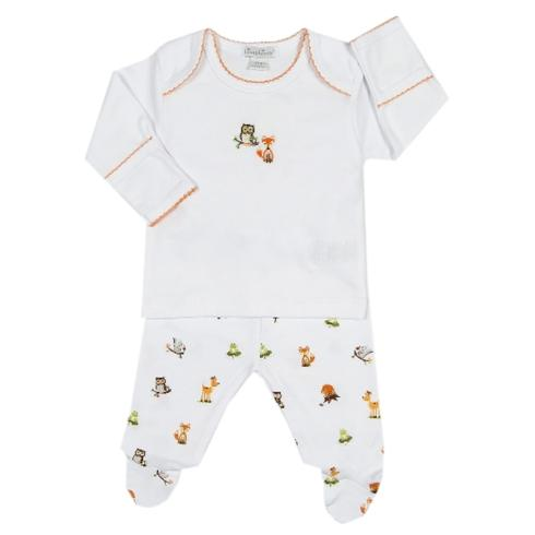 Kissy Kissy  Boys Winter Woodland Pant Set $39.95