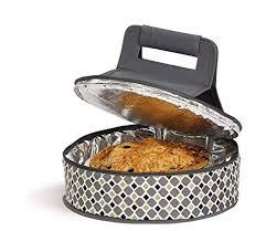 Oak and Olive   Mosaic Round Carrier $32.95