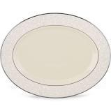 Oval Platter 16