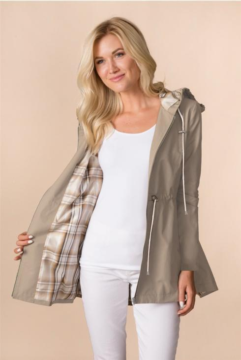 $89.99 Sun Showers Jacket - Birch - S/M