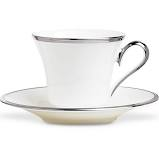 Lenox  Solitaire White Saucer $18.00