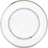 Lenox  Solitaire White Accent Plate $50.00