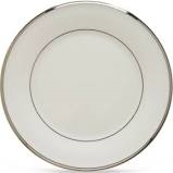 Lenox  Solitaire White Salad Plate $27.00