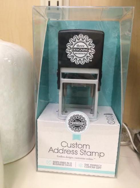 Tag   3 Designing Women Stamp $40.00