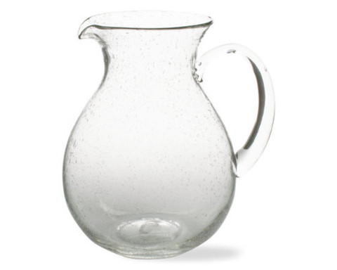 tag  Bubble Glasses Pitcher $34.95