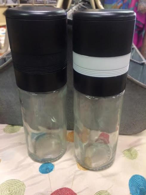 Tag   Salt and Pepper Shakers $34.95