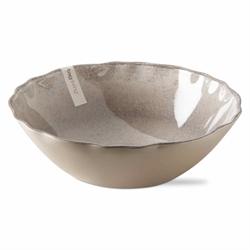 Tag  Melamine Gray Serving Bowl $26.95