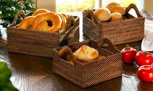 Calaisio  Bread Basket Collection Bread Basket $79.00