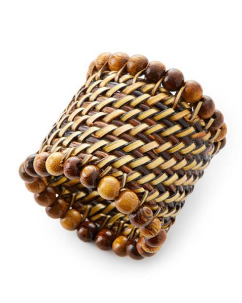 $29.90 Beaded Napkin Ring