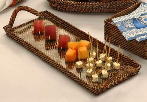 Calaisio Serving Collection Handwoven Serving Trays & Platters Cheese Tray $64.40