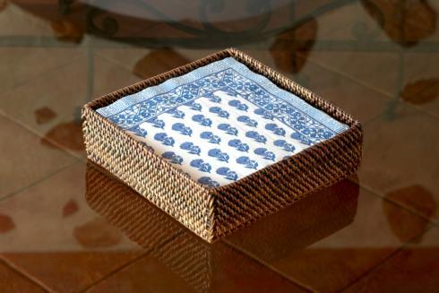 Luncheon Napkin Holder												 image
