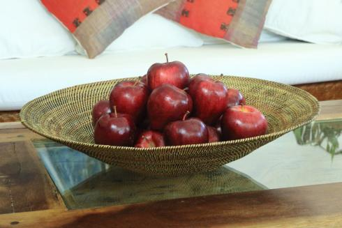 $172.00 Round Decorative Bowl XL