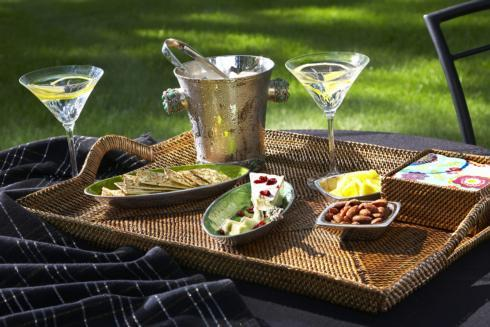 Calaisio  Tray Collection Serving Tray $154.00