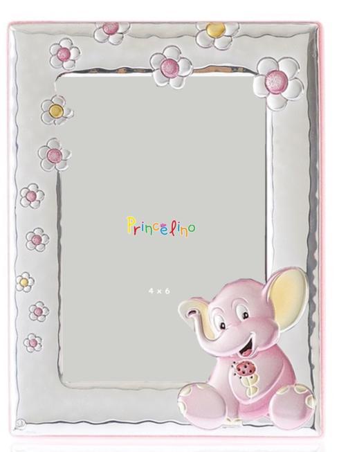 $50.00 Elephant Pink 4x6 Frame