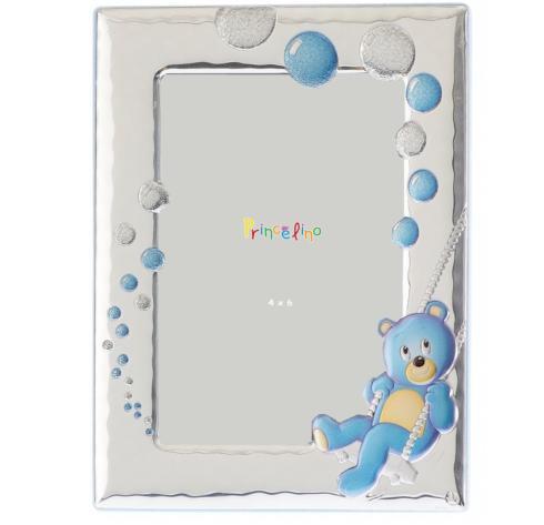 $59.00 Teddy Blue 5x7 Frame