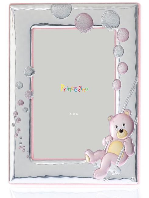 $20.00 Teddy Pink 4x6 Frame