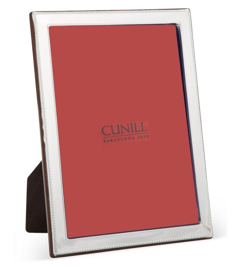 Cunill  .925 Sterling Bead Bevel 5x7 $130.00