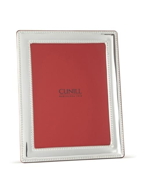 Cunill  .925 Sterling Pearls (Wide Border) 4x6 $125.00