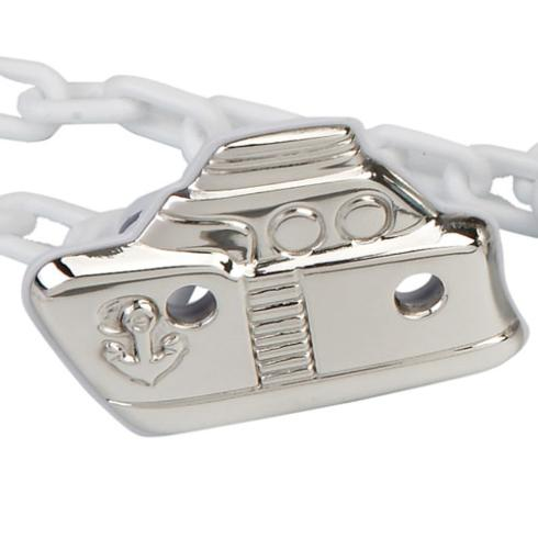 $50.00 Boat Pacifier Clip