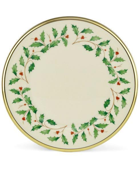 $48.00 Holiday Dinner Plate