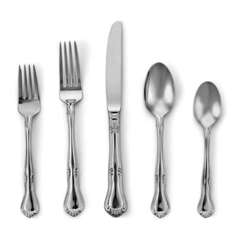 $58.00 Valcourt by Gorham 5 pc place setting