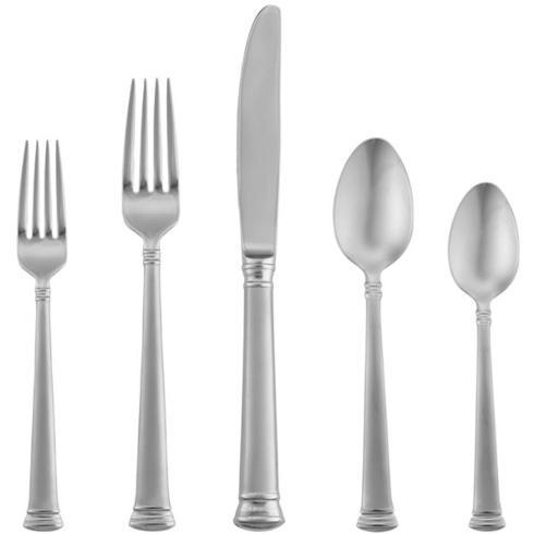 Lenox   Frosted Eternal dinner fork $13.00
