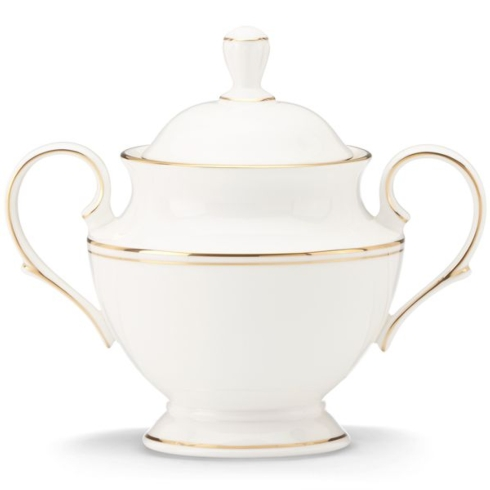 $158.00 Federal Gold Sugar Bowl