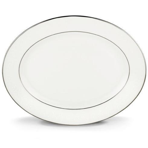 Lenox   Lenox Floral Veil Oval Platter $286.00