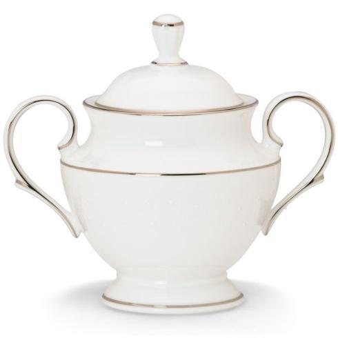 $200.00 Lenox Floral Veil Sugar Bowl