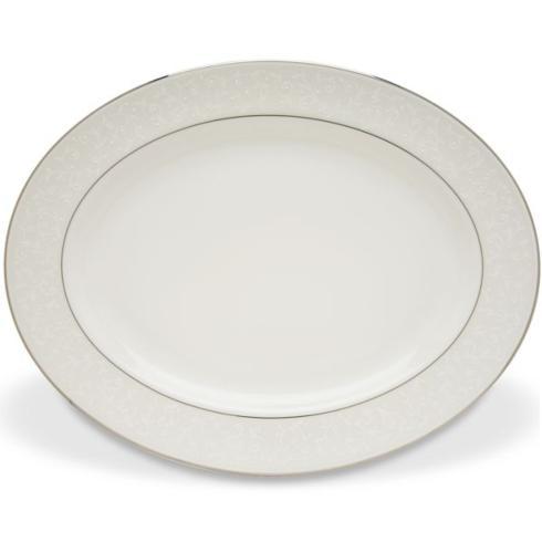 Lenox   Opal Innocence Oval Platter $286.00