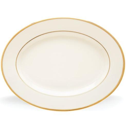 $572.00 Tuxedo Oval Platter