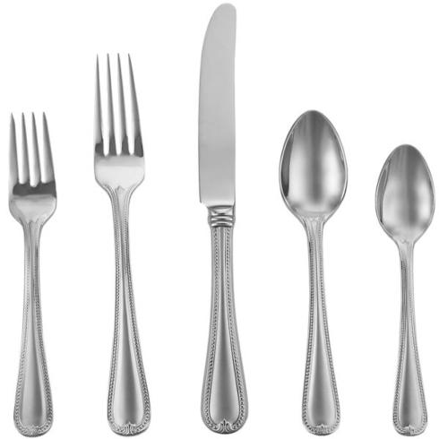 $13.00 Vintage Jewel Dinner Fork