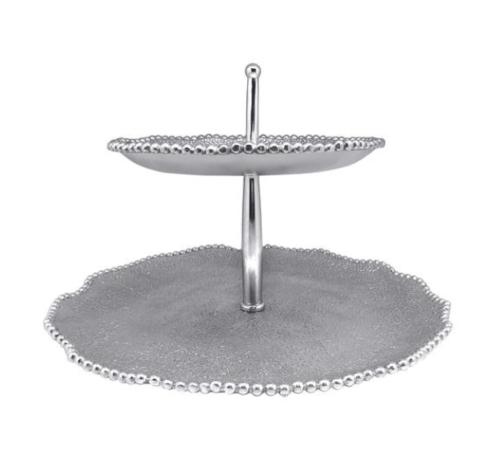 $160.00 Mariposa Two Tiered Server